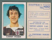 Hearts of Midlothian Cammy Fraser 480